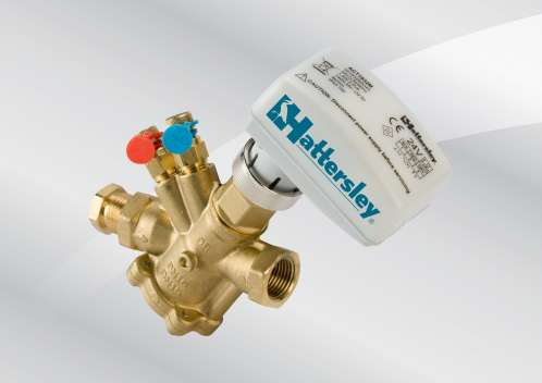 Fig  306F - Pressure Independent Control Valve DN50 - DN150