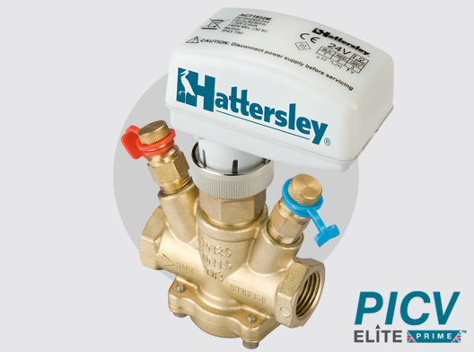 Pressure Independent Control Valves (PICV) - FutureFlow by