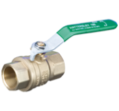 Ball Valves - Public Health