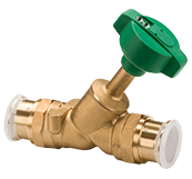Press-Fit Valves